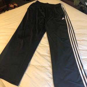 Adidas Navy Track Pants M